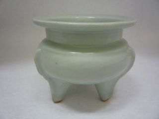 Antique12th Chinese Song Dynasty Long Quan (龙泉窑) Censer photo
