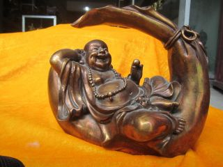 Adornment Buddha,  The Buddhist Faith,  Bag Lohan,  Decoration Bronze photo