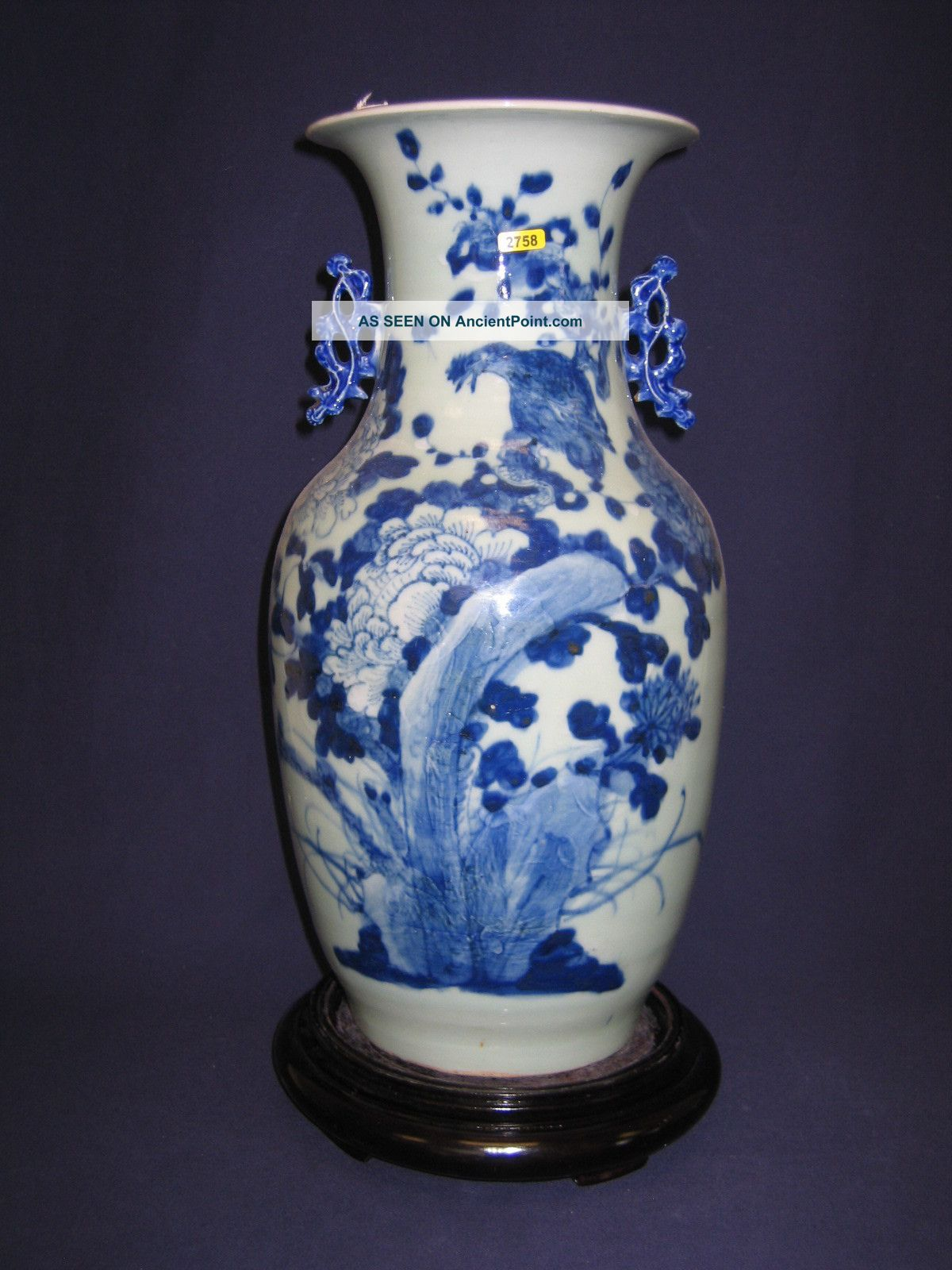 Chinese antique vase cobalt blue and white decoration reviewsmspy