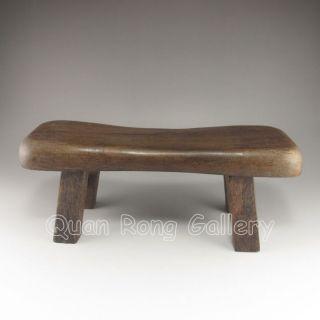 Chinese Hard Wood Stool Nr photo