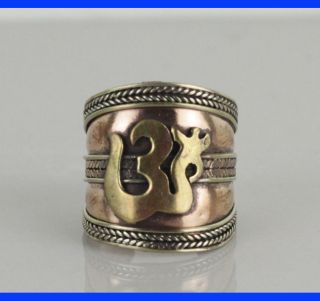 China Old Lucky Silver Plating Ring Can Contraction,  Christmas Gift 5 photo