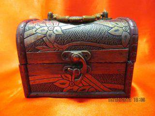 Promotion!beautiful Festive Gift Chinese Big Wood Box photo