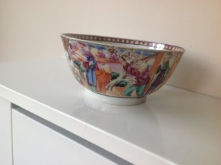 Antique 18th Century Chinese Bowl photo