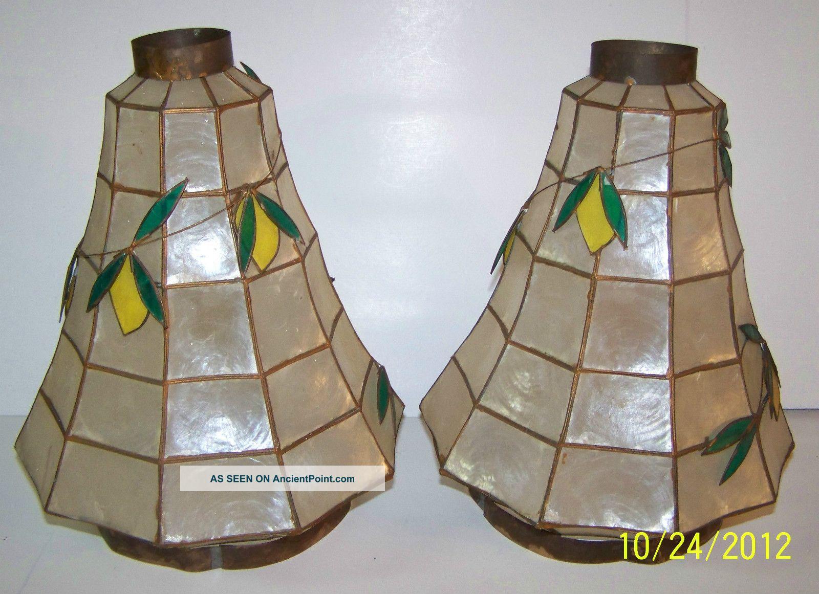 Vintage Lamp Shade Frames