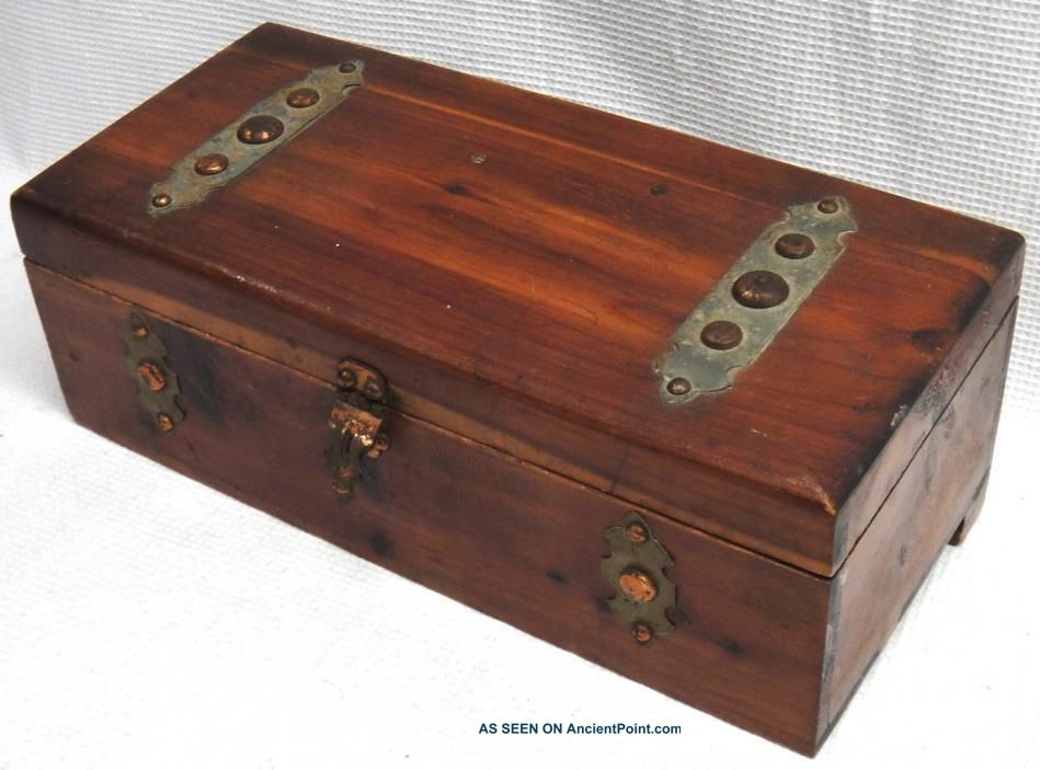 Small wooden chest plans 2014