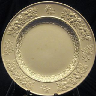 Antique Creamware Plate White Marked Clews photo