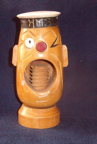 Hms Wooden Sailor Nutcracker photo