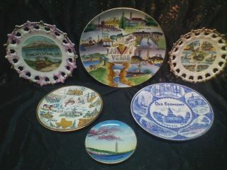 Antique Plates photo