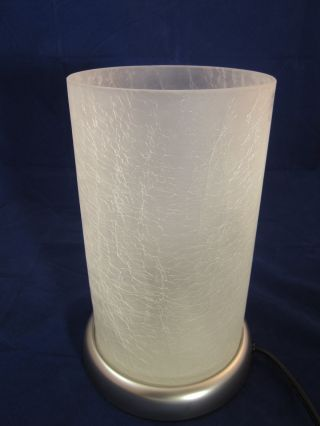 Accent Lamp With Crack