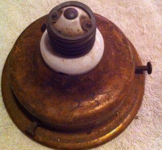 Antique Socket Shade Adapter photo