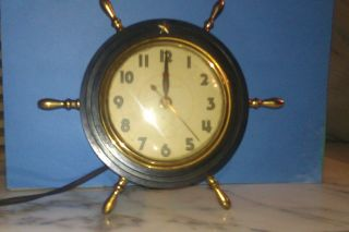Vintage General Electric Navigator Clock photo