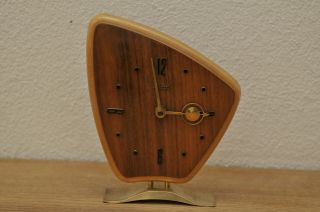 Kienzle Art Deco Mantle Clock photo