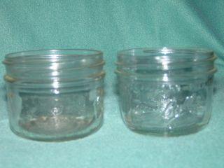 Mason 1/2 Cup Canning Jars photo