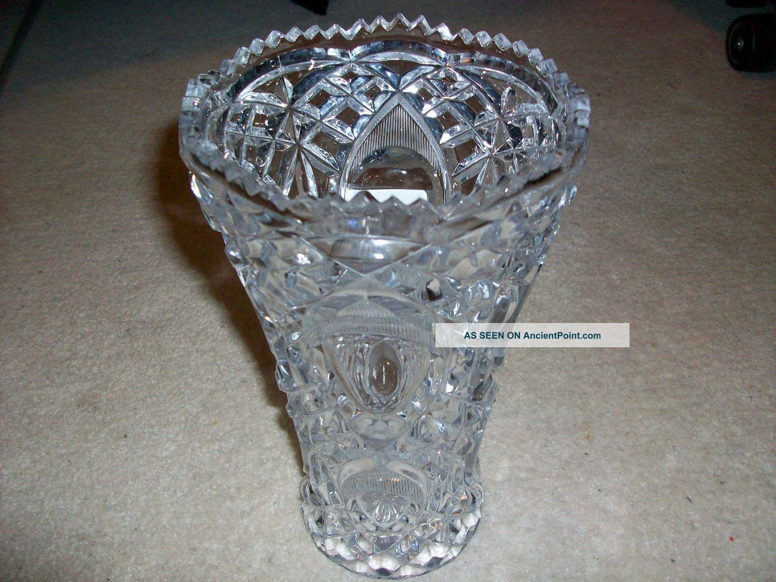 Antique glass vases images antique art rare old cut glass reviewsmspy