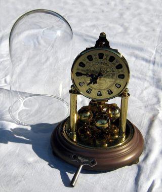 Kern 400 Day Anniversary Clock - Kern & Sohne Miv Movement photo