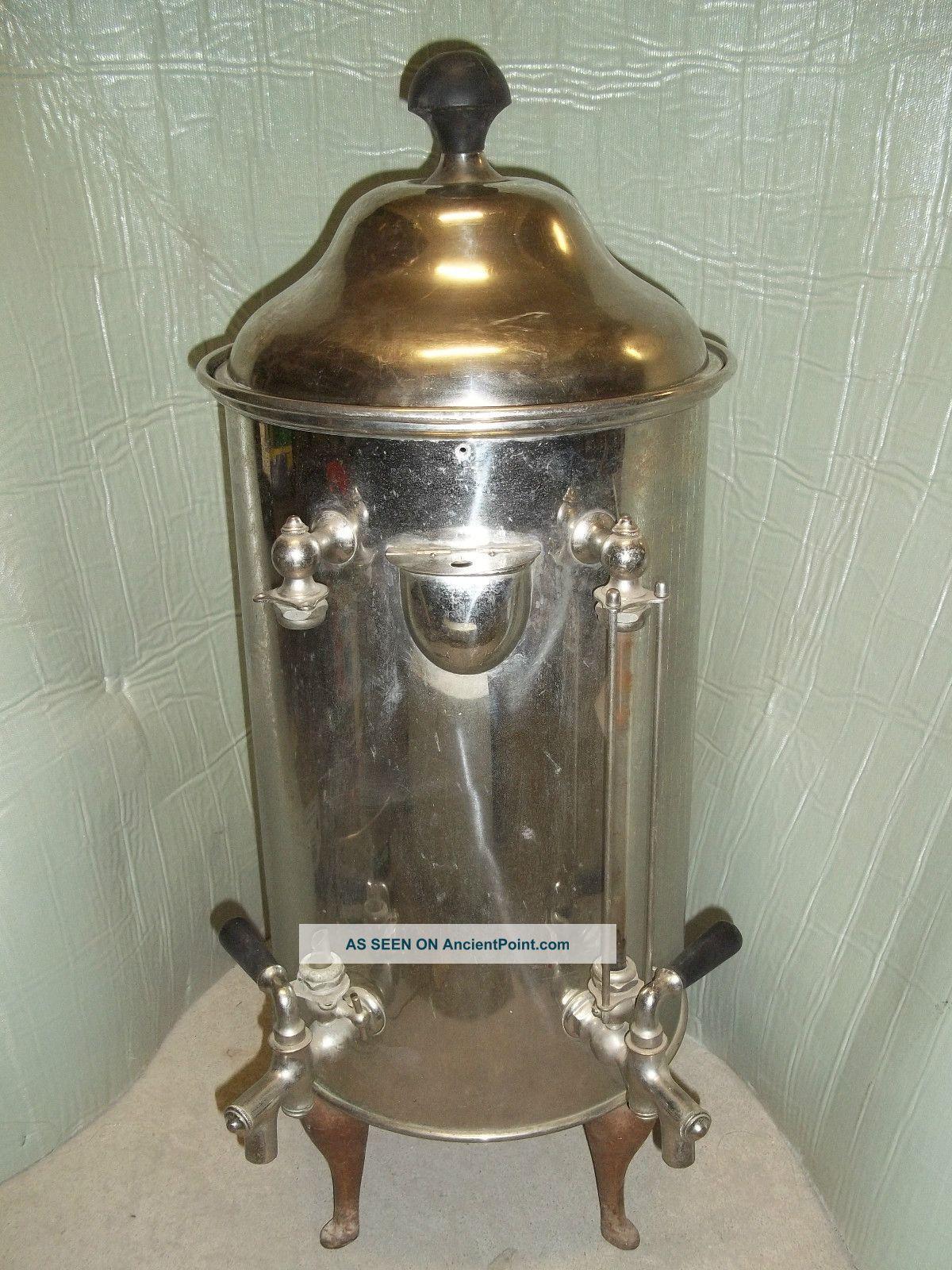 Vintage Coffee Urn 49