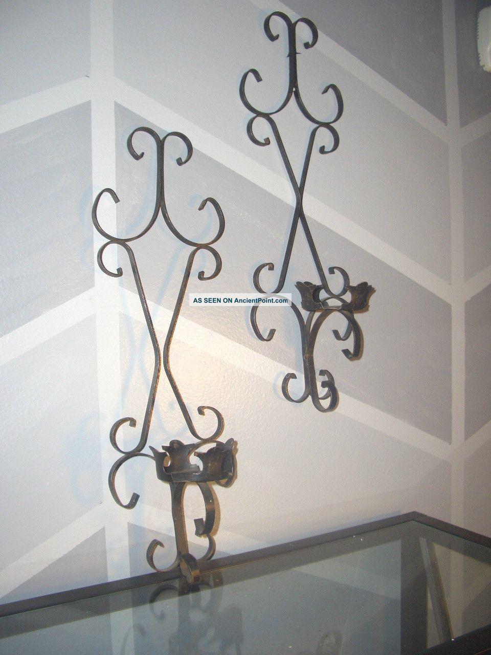 Black Gate Wall Decor : Pin black wrought metal gate wallpaper on