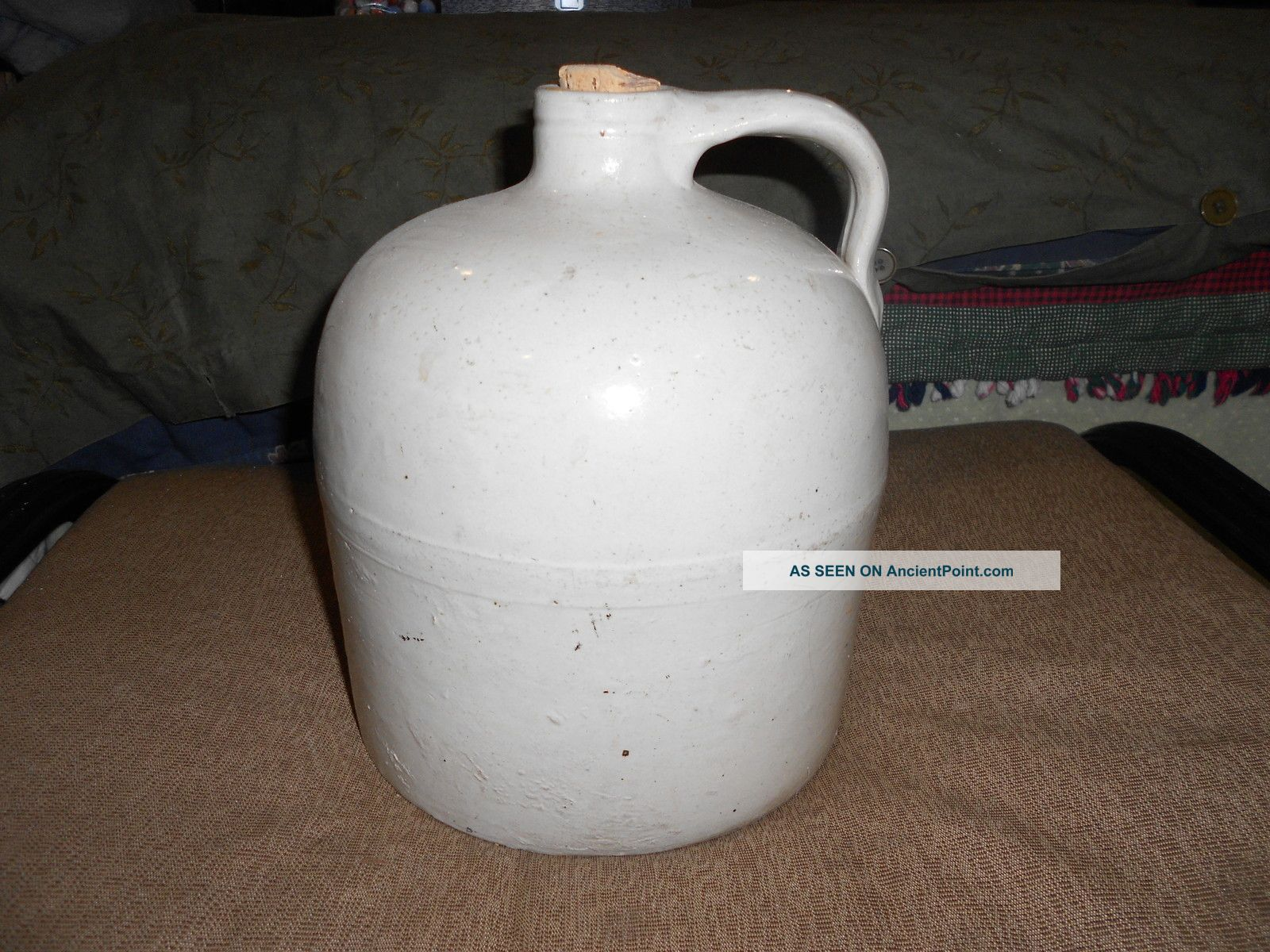 Old Pottery Jug Jugs photo