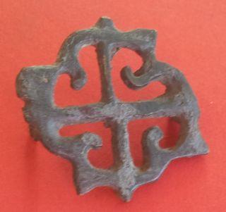 Roman Or Celtic Fibula photo