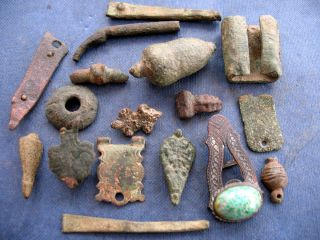 Medieval Artifacts X 17 photo