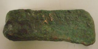 Small Copper Axe Head From Old British Collection photo