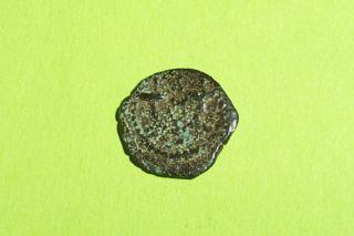 Rare Biblical Coin Herod 37 Bc - 4 Bc Anchor Bible Jesus Christ Roman Antique Old photo