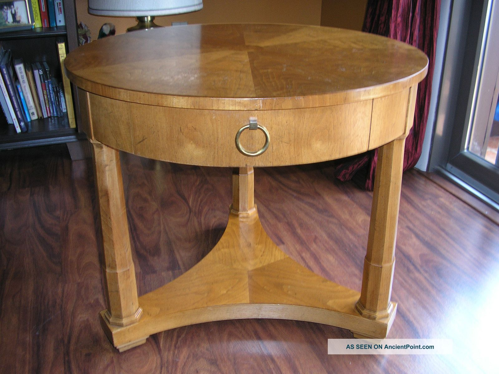 Dining Table Milling Road Round Dining Table
