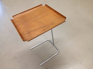 Vintage Modern George Nelson Tray Table Mid Century photo