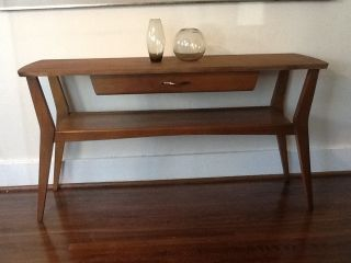 Mersman Console Table With Drawer photo