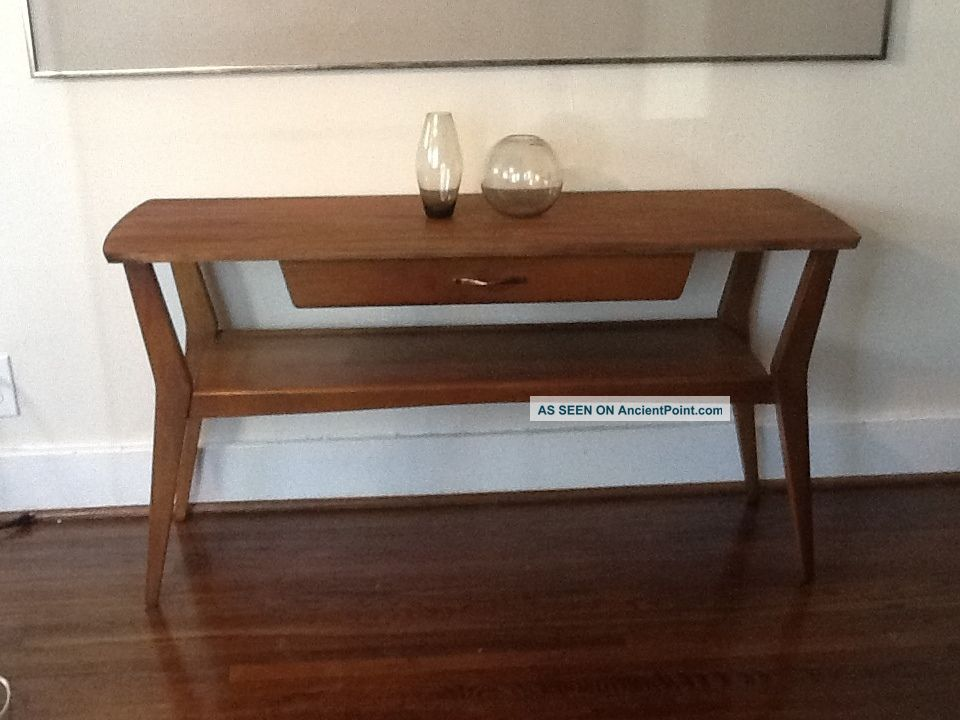 mersman coffee table with drawer