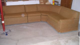 1950 ' S Sectional Couch (4 Piece) - - Eames Era - Mid Century photo