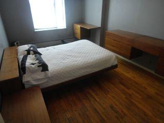 8 Piece Mid - Century Modern Bedroom Set photo