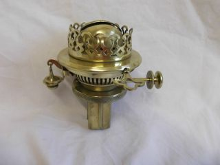 Vintage Hinks & Son - Benetfink - London - Duplex - Key Turn Raiser - Oil Lamp Burner photo