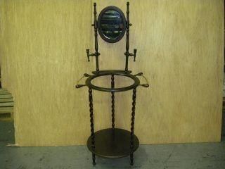 Vintage Wash Stand photo