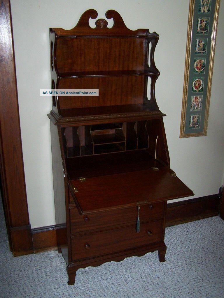 antique mahogany secretary desk antique furniture - Antique Secretarys Desk]  - 58 Images - Antique - Antique Mahogany Secretary Desk Antique Furniture