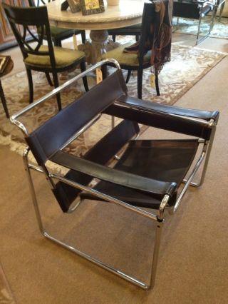 Midcentury Danish Eames Chair photo