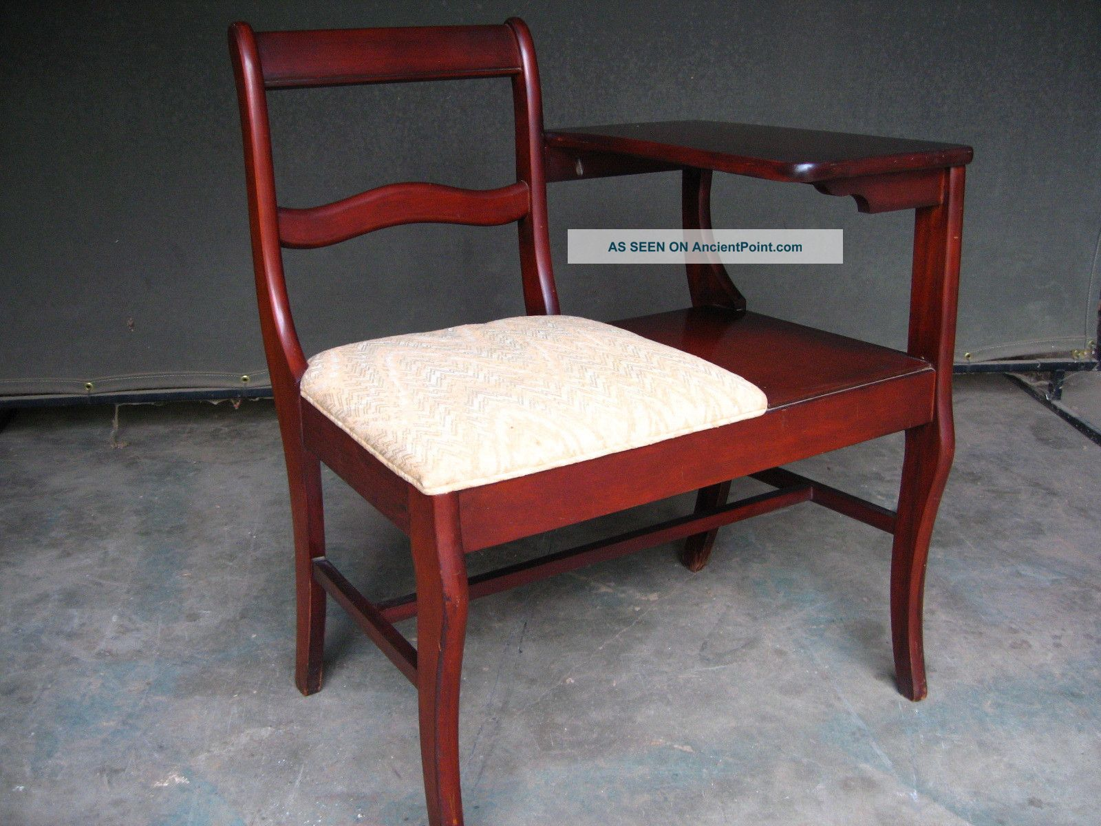 Unique Telephone Chair Post-1950 photo