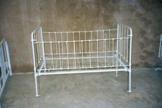 Iron Crib Iron Day Bed photo