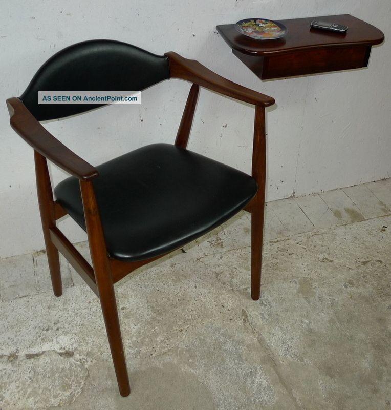 Modern Danish Design - Teak Armchair - Panton Era Post-1950 photo