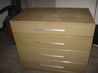Vintage 1948 Mengel Bedroom Set - 6 Piece photo