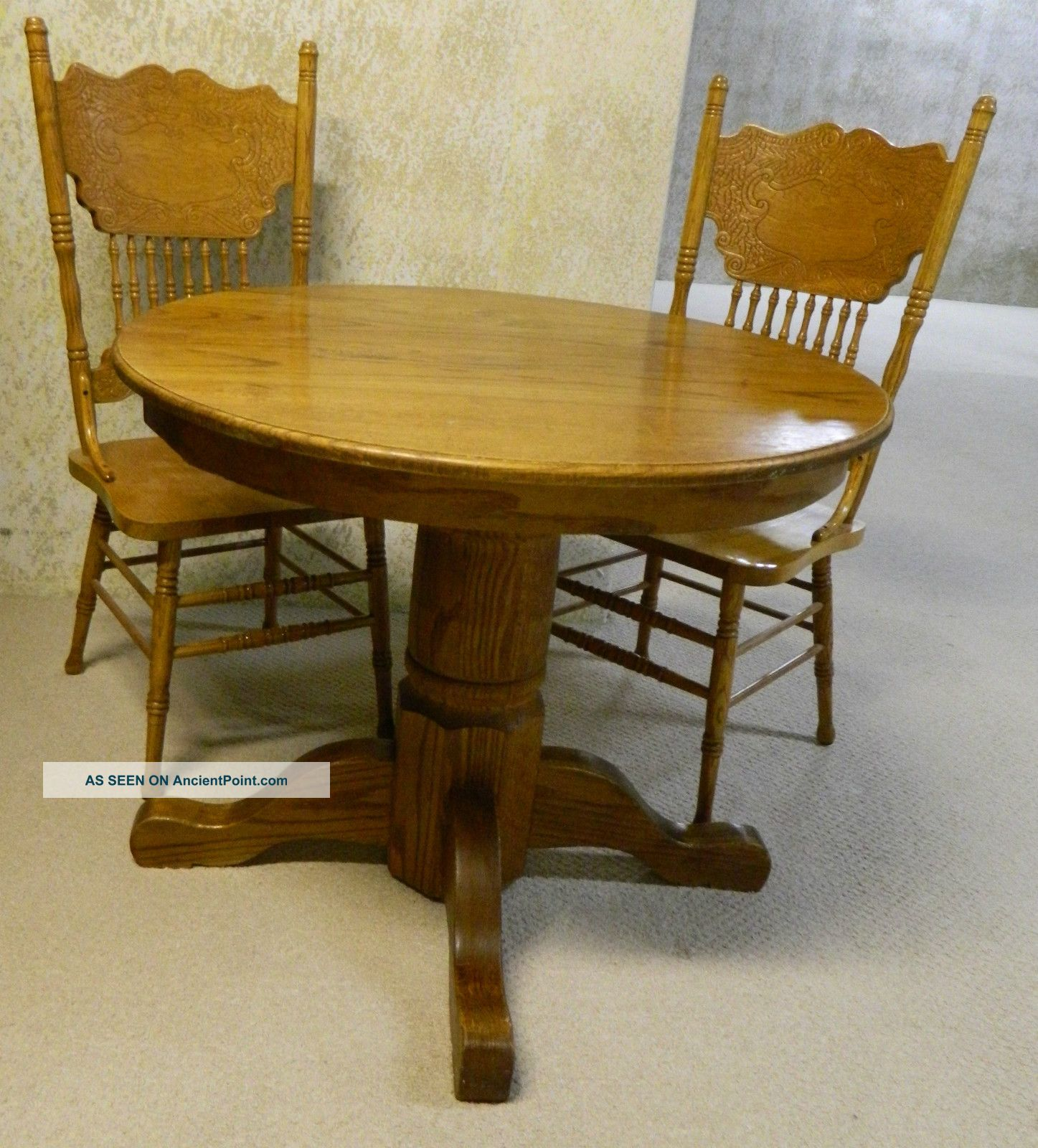 Small Inch Diameter Dining Table And Chair Set Sturdy Wooden - 36 diameter dining table