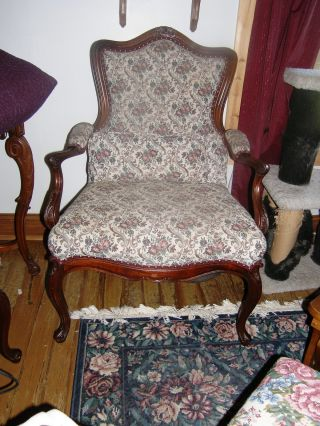 Antique Chairs (2) photo