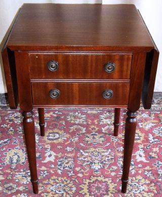 End Tables Antiques