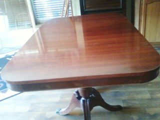 Antique Dining Table Made By Lammerts photo