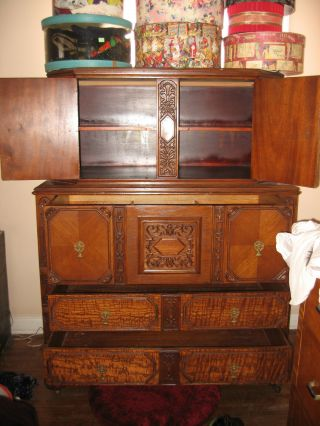 Antique Dresser photo