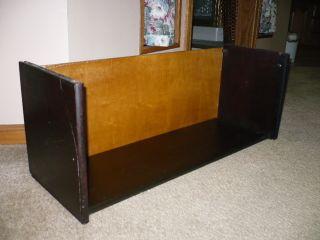 Antique Gunn Barrister Bookcase Mahoganysection Part,  No Door photo