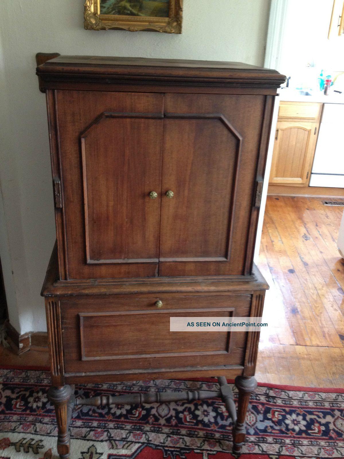 ... Vintage Radio 1950 Photo Cabinet Radio 1900 Antique Cabinets Kolster ...