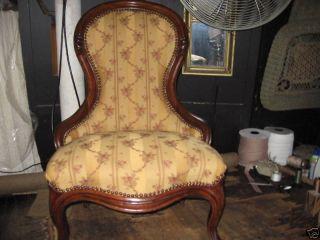 Victorian Ladies Chair photo
