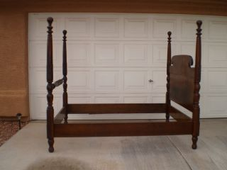 Antique 4 Poster Bed - New Lower Price Las Vegas,  Nv photo