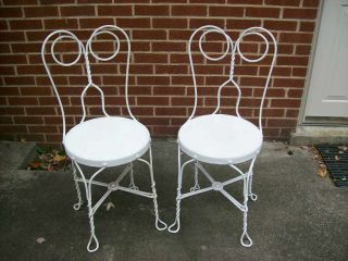 Ice Cream Table Chairs photo